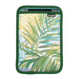 Hojas de palma tropicales funda para iPad mini