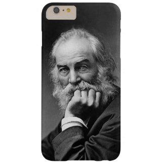 Hojas de Walt Whitman de la hierba Funda Barely There iPhone 6 Plus