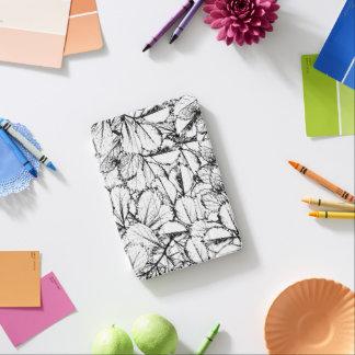 Hojas del blanco cover de iPad mini