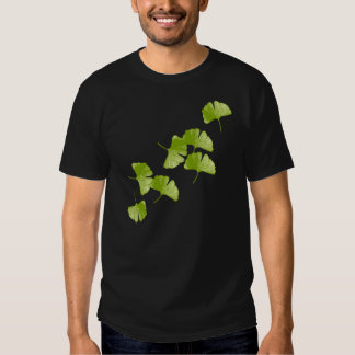 Hojas del Ginkgo Camiseta