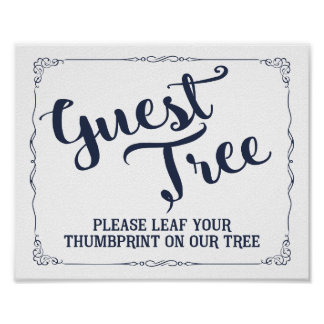 hojea por favor su thumbprint en nuestro libro de póster