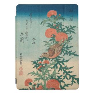Hokusai Shrike y arte bendecido de GalleryHD del Cubierta Para iPad Pro