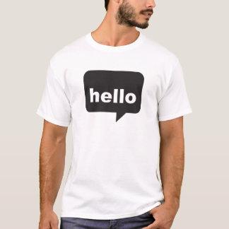 Hola Camiseta
