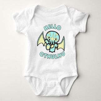 Hola Cthulhu Body Para Bebé