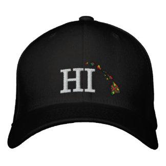 HOLA gorra bordado Hawaii Gorras De Béisbol Bordadas