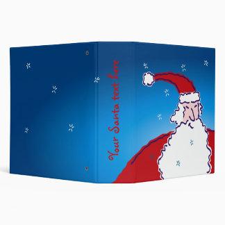 """Hola Ho Santa 2"""" carpeta Carpeta 5 Cm"""
