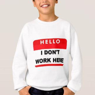 Hola insignia camisas