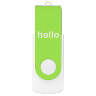 hola memoria USB
