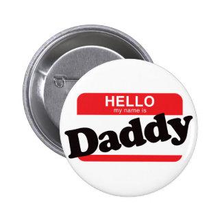 Hola mi nombre es papá chapa redonda de 5 cm
