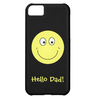 ¡Hola papá!