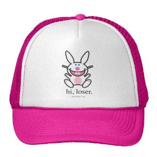 Hola perdedor gorras