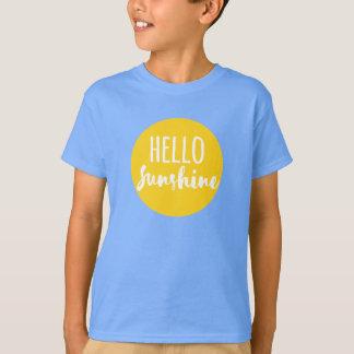 Hola sol camiseta