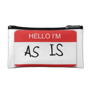 Hola soy al igual que bolso