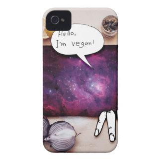Hola, soy vegano carcasa para iPhone 4 de Case-Mate