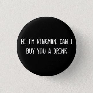 Hola soy wingman. Puedo le compro una bebida Chapa Redonda De 2,5 Cm