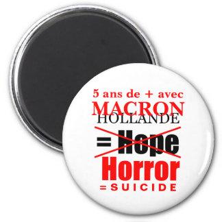 Holanda y Macron es del suicidio - Magnet Imán