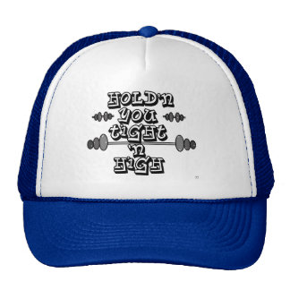 Hold'n usted firmemente 'alto gorra de N (mujeres)