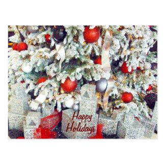 Holidays_ feliz tarjetas postales