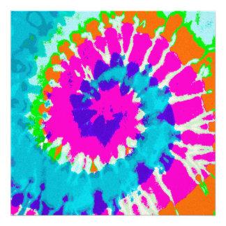 holiES - estilo espiral del batik del poder Foto