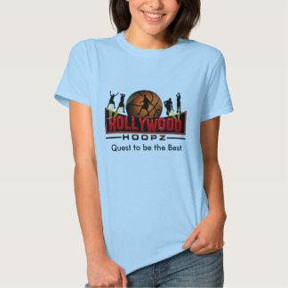 Hollywood Hoopz, búsqueda a ser el mejor Camiseta