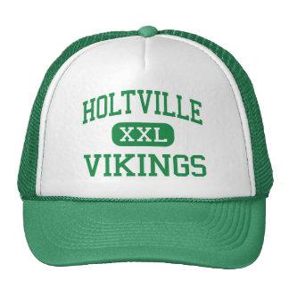 Holtville - Vikingos - altos - Holtville Californi Gorras