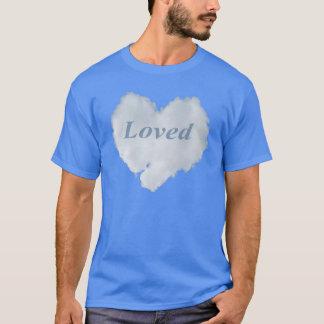 Hombre amado camiseta