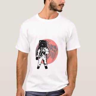 Hombre de Astro Camiseta