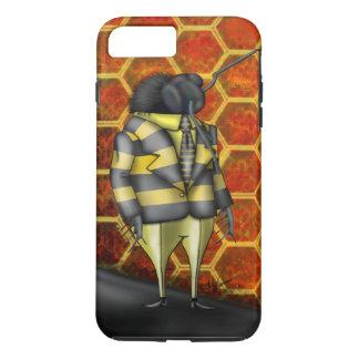 Hombre de la abeja funda iPhone 7 plus
