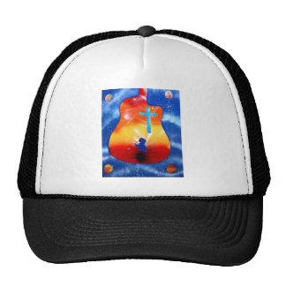 Hombre de la pintura a pistola de la tolerancia ba gorras
