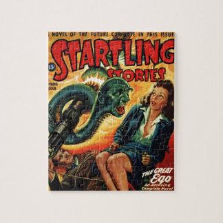 Hombre de la serpiente puzzle
