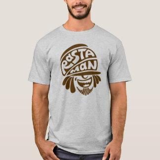 Hombre del rasta del reggae de Cori Reith Rasta Camiseta