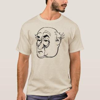 Hombre Hungover Camiseta