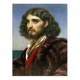Hombre italiano por Leighton Postal