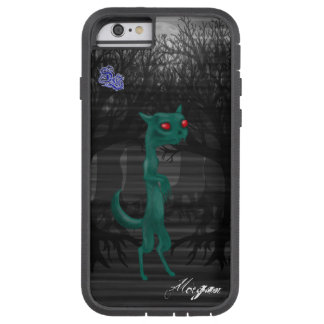 Hombre lobo del zombi funda tough xtreme iPhone 6