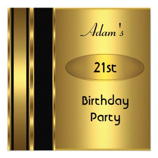 Hombre para hombre de la fiesta de cumpleaños del  comunicados