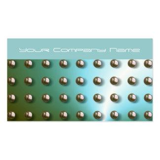 Hombres, acero, metal, profesional tarjetas de visita