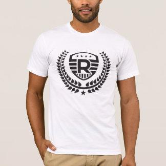 - Hombres - blanco clásico Camiseta