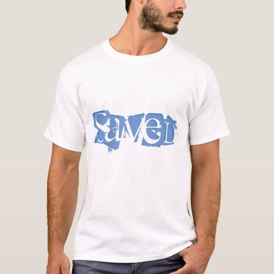 Hombres Camisa-AHORRADOS Camiseta