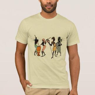 Hombres de Kenia Camiseta