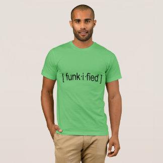 Hombres de la camiseta de Funkified