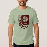 Hombres de la camiseta del escudo de las FK Saraje