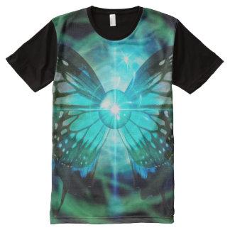 Hombres de MetaMorphysical por todo la camiseta