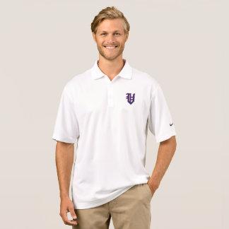 Hombres del polo del golf del Dri-Ajuste de Nike
