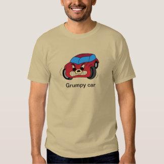 """Hombres """"Grumpy """" T-shirt beige """"car"""