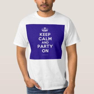 Hombres/mujeres/niños de la ropa camiseta