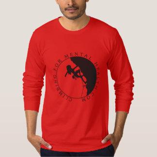Hombres; T-S largos de la manga de la ropa del Camisetas
