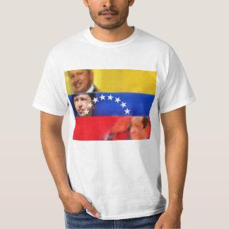 Homenagem un Hugo Chávez. Camiseta