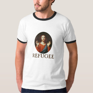 Homo de Ecce de Ingres como refugiado Camiseta