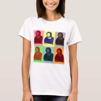 Homo de Ecce - estilo del arte pop Camiseta