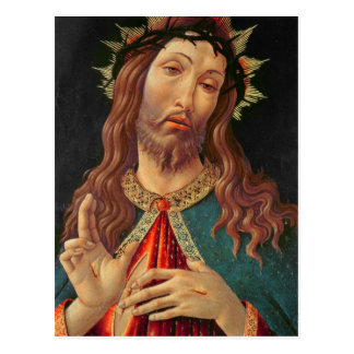 Homo de Ecce, o el redentor, c.1474 Postal